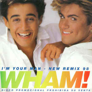 A photo of pop group Wham